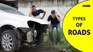 Types of ROADS | Indian Roads | Funcho