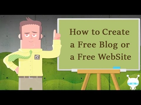 [Hindi] How to create free website, Blog - Affiliate Marketing Part 2