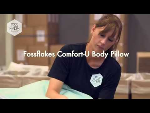 How to make a Fossflakes Original Comfort-U Bodypillow