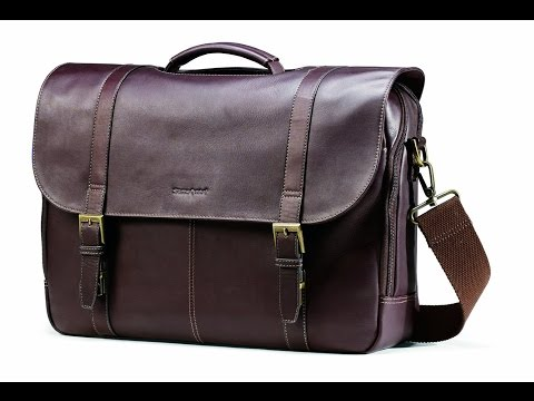 Top Five Brown Leather Laptop Bags