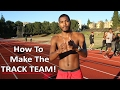 How To Run Faster To Make The Track And Field Team In School mp3