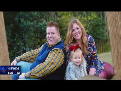 Ashley Guynes on FOX4 News - 'The Promise Walk' raises funds, awareness for Preeclampsia