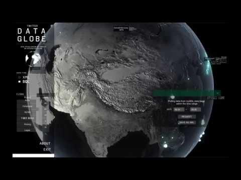 M1 data globe preview