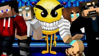 Minecraft: EMOJI MURDER | MODDED MINI-GAME 😱😭💩