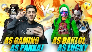 As Gaming 10 Lakh Diamond Challenge With Guild Member - Garena Free Fire