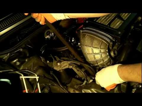 Mini Cooper S - Drive belt replacement models 02-06