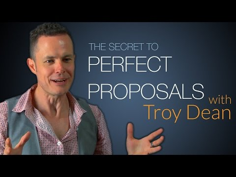 Get More Clients with The Perfect Proposal