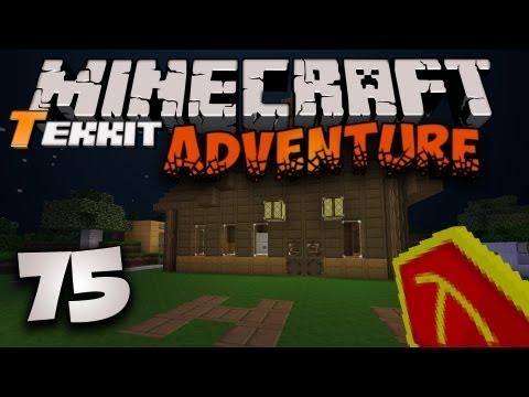 Minecraft Tekkit [Part 75] - Catching Up