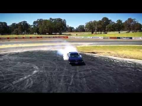A Day At The Track | Dodge Charger Burnout Mayhem | Motorsport Megamix
