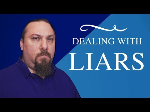 How To Deal With Liars | 3 Tips