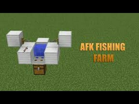 HOW TO MAKE AN AFK FISHING FARM..... CREDITS : MUMBO JUMBO...