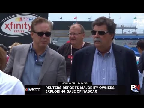 There Are Rumors NASCAR Owners Are Selling The Series
