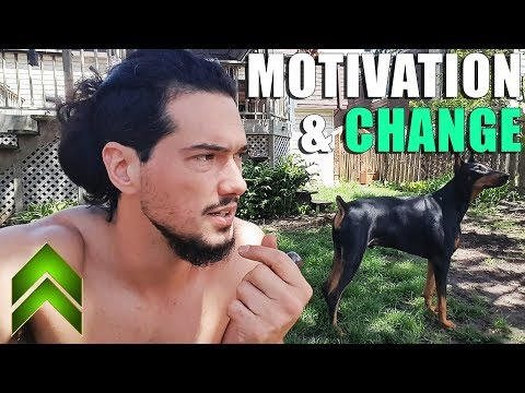 HOW TO Embrace Change in Your Life & Get a Motivated Mindset