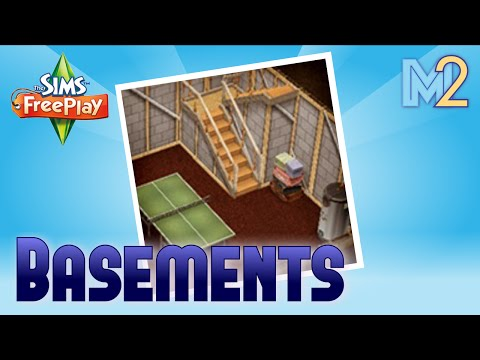 Sims FreePlay - Basement Quest (Tutorial & Walkthrough)
