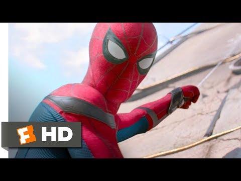 Xxx Mp4 Spider Man Homecoming 2017 Washington Monument Rescue Scene 3 10 Movieclips 3gp Sex
