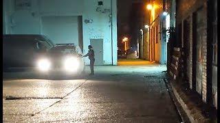 Automatrics London Stolen Range Rover Recovery Operation 110319