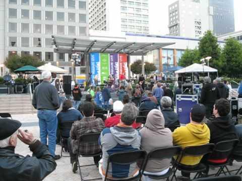 Moonalice Live Union Square plays Grateful Dead, San Francisco, 8/15/2012