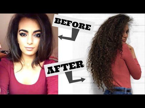 EXACTLY HOW TO GROW OUT YOUR HAIR! DETAILED TIPS!
