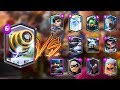Sparky Vs All Cards In Clash Royale Sparky 1 On 1 Gameplay