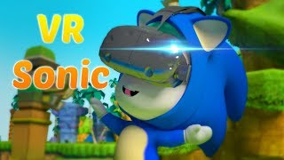 JACKSEPTICEYE ANIMATED | VR Sonic!