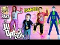 Fgteev Kids Play Just Dance 2015 Who Has The Best Moves One