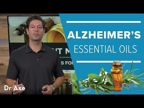 Essential Oils for Alzheimer's Symptoms (Dementia and Memory Loss, Too!)