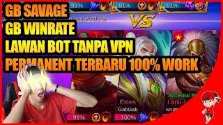 Tanpa Win Streak GB SAVAGE 100% WORK wkwkwk
