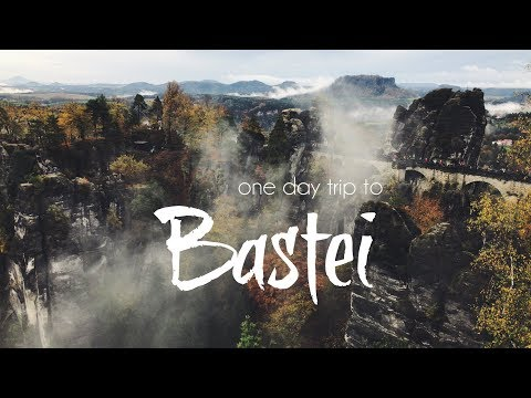 One day trip - Bastei bridge