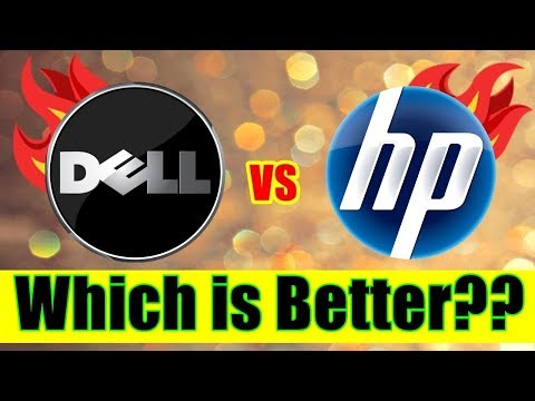 Dell vs Hp (Which is better, Ultimate Fight) Small detailed report Part - 2 2018 | Karan Soni
