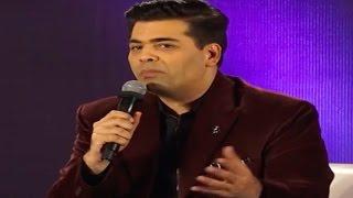 Karan Johar talks about his SEXUALITY | Full Video