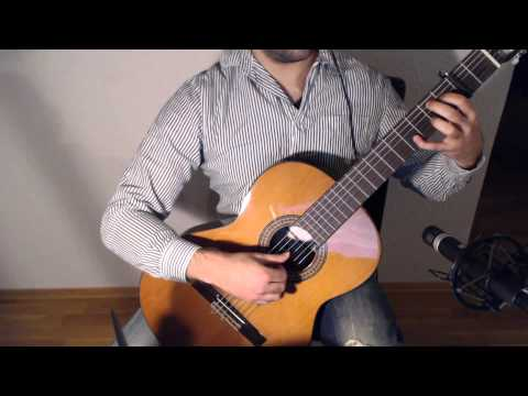Souls of Fire (Menu Theme) - Dark Souls on Guitar