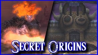Zelda Theory | Demise Origins, Stone Tower Temple & Lorule