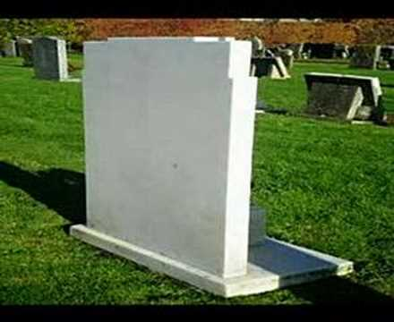 buying granite marble headstones