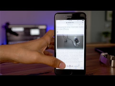 Scrolling in mobile Safari is set to get FASTER soon