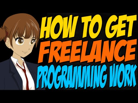 How to Get Freelance Programming Work