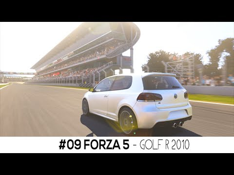 Forza 5 - Golf R 2010 Ep.09