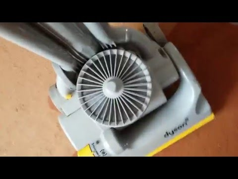 improve the suction on a dyson upright
