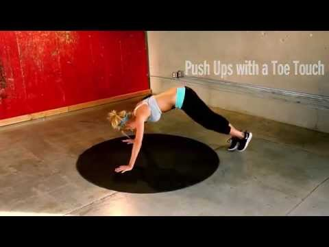 10 Minute High Intensity Workout