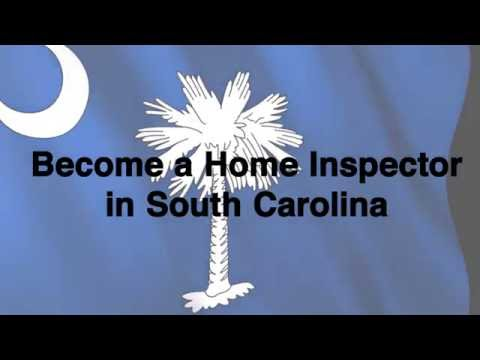 How to Become a Home Inspector in South Carolina
