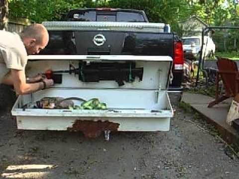 truck box trailer