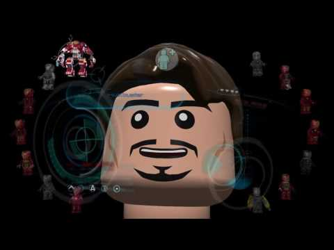 LEGO® MARVEL's Avengers How to make deadpool and wolverine