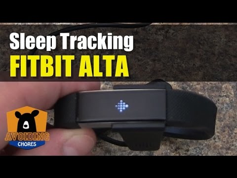 Fitbit Alta - Sleep Tracking Features - FEATURE REVIEW