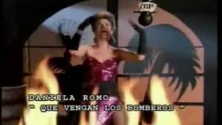 Daniela Romo - Que vengan los bomberos