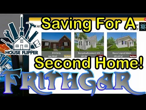 Let's Play House Flipper #12: Earning Our Second Home!