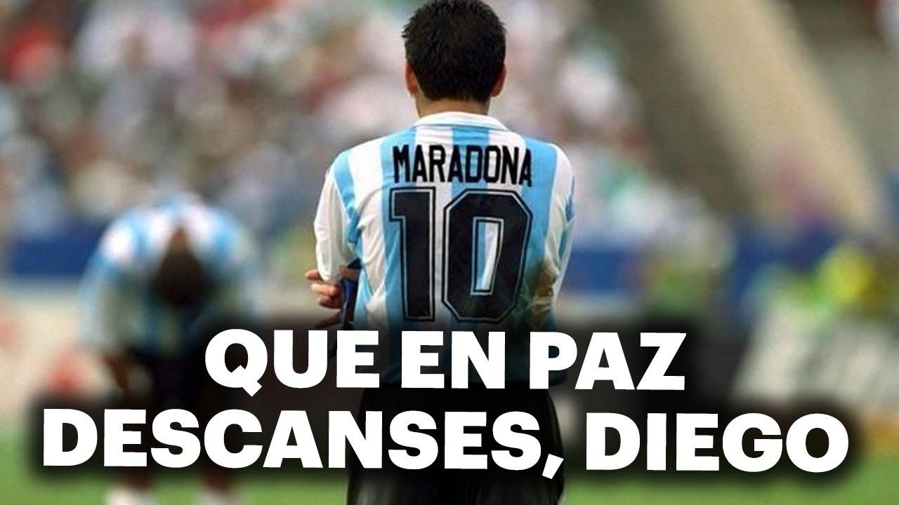 El adiós a Diego Maradona | Falleció el más grande