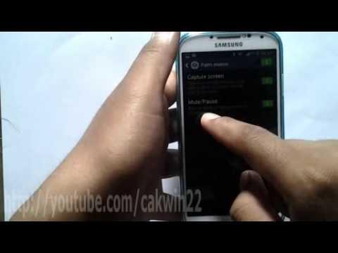 Samsung Galaxy S4: Cara Mengambil Screenshot/ Screen Capture di android 4.3 (Jelly Bean)