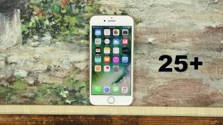 25+ Tips and Tricks for the iPhone 7