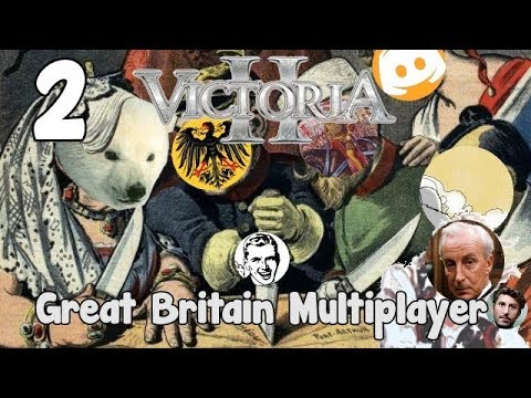 Victoria 2 HFM Multiplayer - Great Britain 2