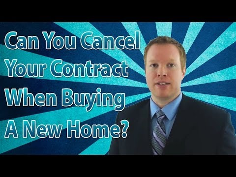 Canceling Your Real Estate Contract - What to Expect When Backing Out of a Deal
