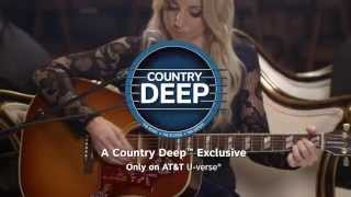 Ashley Monroe - Tennessee Mountain Home - Live from AT&T® U-Verse COUNTRY DEEP™ Women In Country